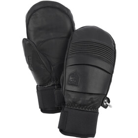 Hestra Leather Fall Line Mittens, black